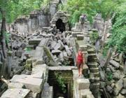 Beng Mealea Temple in Siem Reap