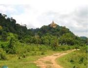 Phnom Prasith & Sa Ang Mountain attraction in Cambodia