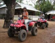 Siem Reap Quad Bike Advanture in Siem Reap